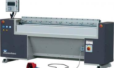 CNC Sheet Metal Rolling Machine - 8835