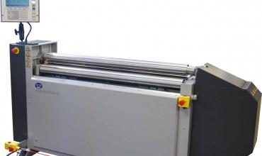 CNC Sheet Metal Rolling Machine - 8344