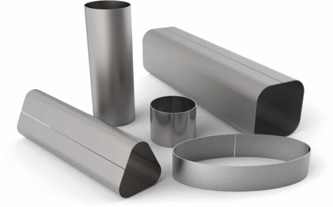 CNC Sheet Metal Rolling Machine 8344