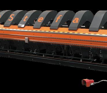 Beam Folding Machine<br>Powered-Hydraulic