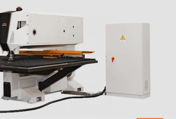 TP ALPHA Servo Electric Sheet Metal Punch