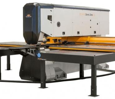 Sheetmetal CNC Punching Machine