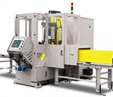 CNC Controlled Beam Drilling Machine