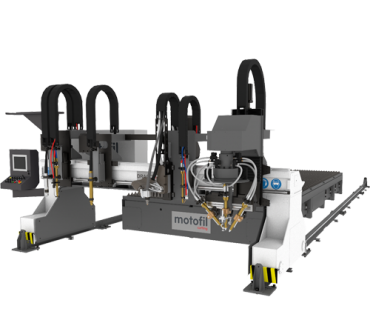 Multiprocess thermal plasma cutting machine