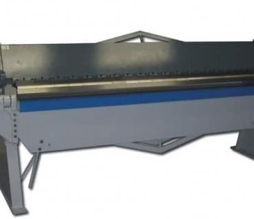 Box and Pan Folding Machine<br>Manual Operation