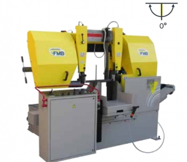ATLANTA + VHZ <br />STRAIGHT CUTTING <br />SEMI AUTOMATIC BANDSAW