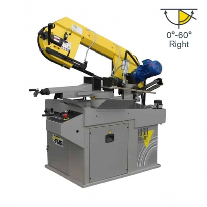 MERCURY + G <br />STEEL CUTTING BANDSAW