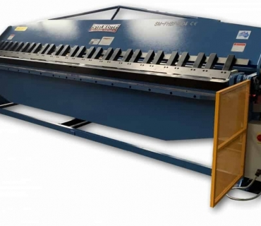 Box and Pan Folding Machine<br>Powered-Hydraulic
