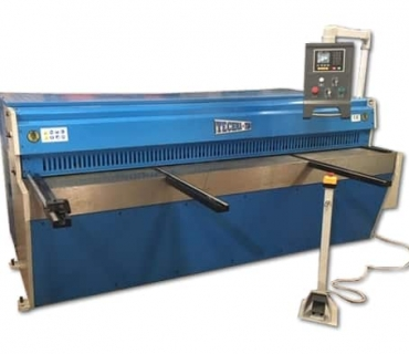 Metal Cutting Guillotine<br>Mechanical DD<br>TECHNA-FAB model QH11D