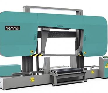 HAMME Semi-Automatic Bandsaw Cut/1000 CSA