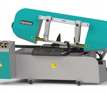 HAMME Semi-Automatic Bandsaw Cut/360 SSA