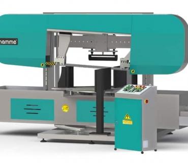 HAMME Semi-Automatic Bandsaw Cut/450 CSA DM