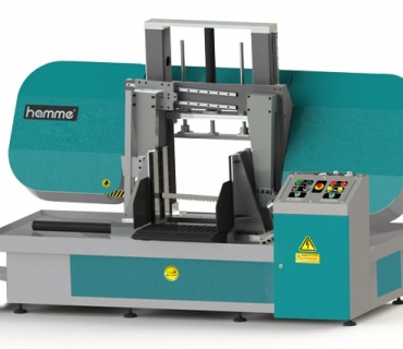 HAMME Semi-Automatic Bandsaw Cut/600 CSA