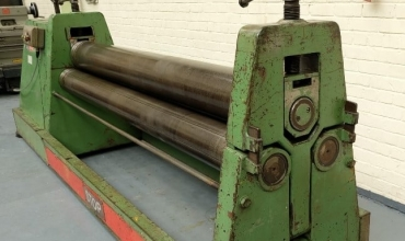 Used Plate Rolling Machines