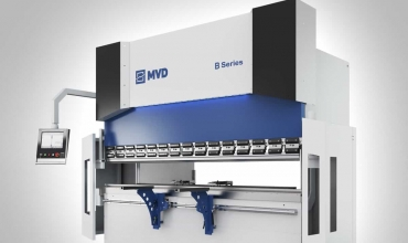 Metal Bending Machines<br>Manufactured by MVD<br>Synchronised Hydraulic or Electric<br>Multi Axis