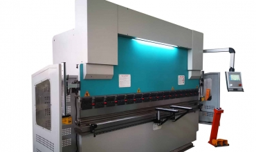 Metal Bending Machine<br>Manufactured by TECHNA FAB<br>Hydraulic Torsion Bar<br>Multi Axis