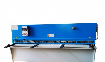 Metal Cutting Guillotines - Hydraulic<br>Swing Beam Action<br>TECHNA FAB model WC12Y