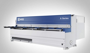Metal Cutting Guillotine - Mechanical<br>Direct Drive - Vertical Action |<br>MVD Model iShear